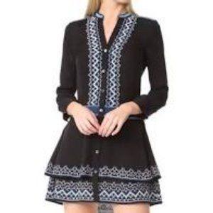 NWT Veronica Beard Black Dress - 4